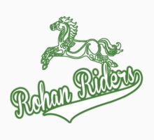 Rohan Riders by inesbot
