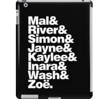 FIREFLY iPad Case/Skin
