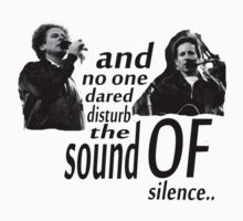 Simon & Garfunkel-The Sound Of Silence by shelbie1972