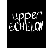 Upper Echelon Photographic Print