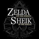 Zelda in the Streets by Zhivago