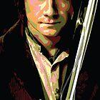 Bilbo Baggins: Thief in the Shadows by watsonedshezza