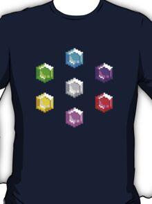 Sonic 2 Emeralds T-Shirt