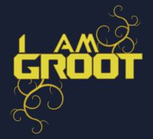 I AM GROOT by albertot