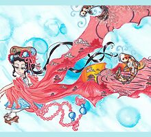 Kyo Fish Hime by gezusgeek