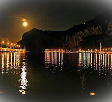 Capri by night ~ 02 by Rachel Veser