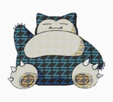Snorlax / Catching some Zzz Kids Clothes