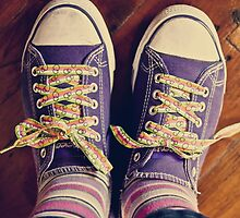 shoelaces to make you smile by scottimages