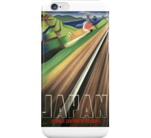Japan Trains! iPhone Case/Skin