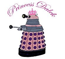 Princess Dalek. Photographic Print