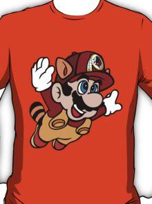 Super NFL Bros. - Redskins T-Shirt