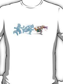 Battlefielded. (Fox) T-Shirt