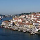 Oporto Portugal by Lynn Bolt
