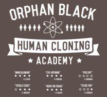 Orphan Black Academy by geekmonkey