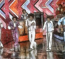 The Jackson 5 by leapdaybride