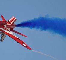 Red Arrow Singleton - Farnborough 2014 Sticker