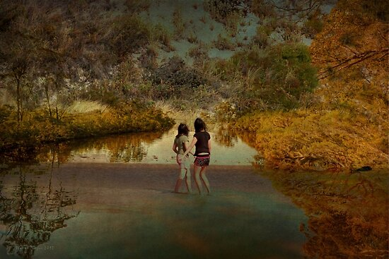 We'll Stay Together by Elaine Teague