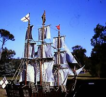 Model Ship by RyanLutton