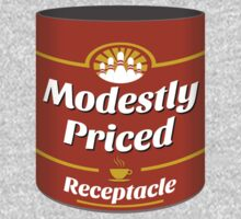 Modestly Priced Receptacle by jabbtees