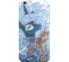 Engulfing dreams iPhone Case/Skin