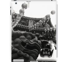 Chinatown, Yokohama Japan iPad Case/Skin