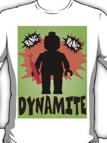 Dynamite Minifigure, Customize My Minifig T-Shirt