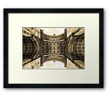 Arc De Triomphe 8 Framed Print
