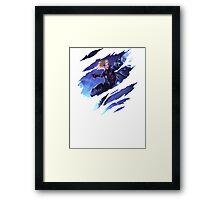Ezreal Framed Print