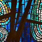 Art in stained glass by Arie Koene