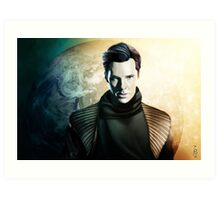 Star Trek Into Darkness: KHAN Art Print