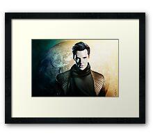 Star Trek Into Darkness: KHAN Framed Print