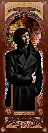 The World's only Consulting Detective by nero749