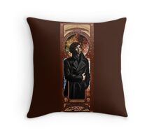 The World's only Consulting Detective Throw Pillow