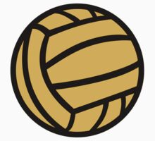 Water polo ball by Designzz