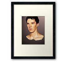Rory Framed Print