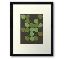 bubbles Framed Print