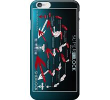 Superwholock: What's your Favourite? iPhone Case/Skin
