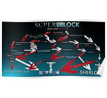 Superwholock: What's your Favourite? Poster
