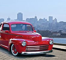 1947 Ford Coupe 'High School Confidential' by DaveKoontz