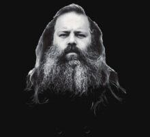 Rick Rubin - DEF JAM shirt by ChevCholios