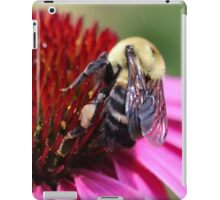 Busy Bumble Guy iPad Case/Skin