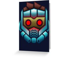 STARBOT! Greeting Card