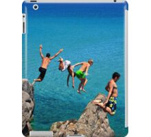 Summer attack - Kos island iPad Case/Skin