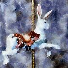 Childhood Dreams II - The Menagerie by Bunny Clarke