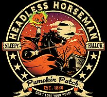 Headless Horseman Logo by koolaid-girl