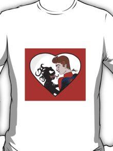 Spider-Man & She-Venom T-Shirt