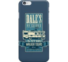 Dale's Walker Tours iPhone Case/Skin