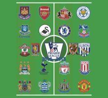 EPL~English Premier League 2014~2015 Kids Clothes