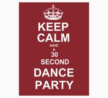 Grey's Anatomy Fans Keep Calm And Dance ! by lloydj3