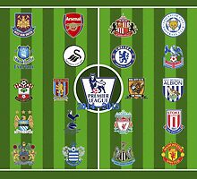 EPL~English Premier League 2014~2015 by voGue
